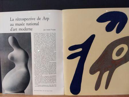 Livre Illustré Arp - Xxe No 19