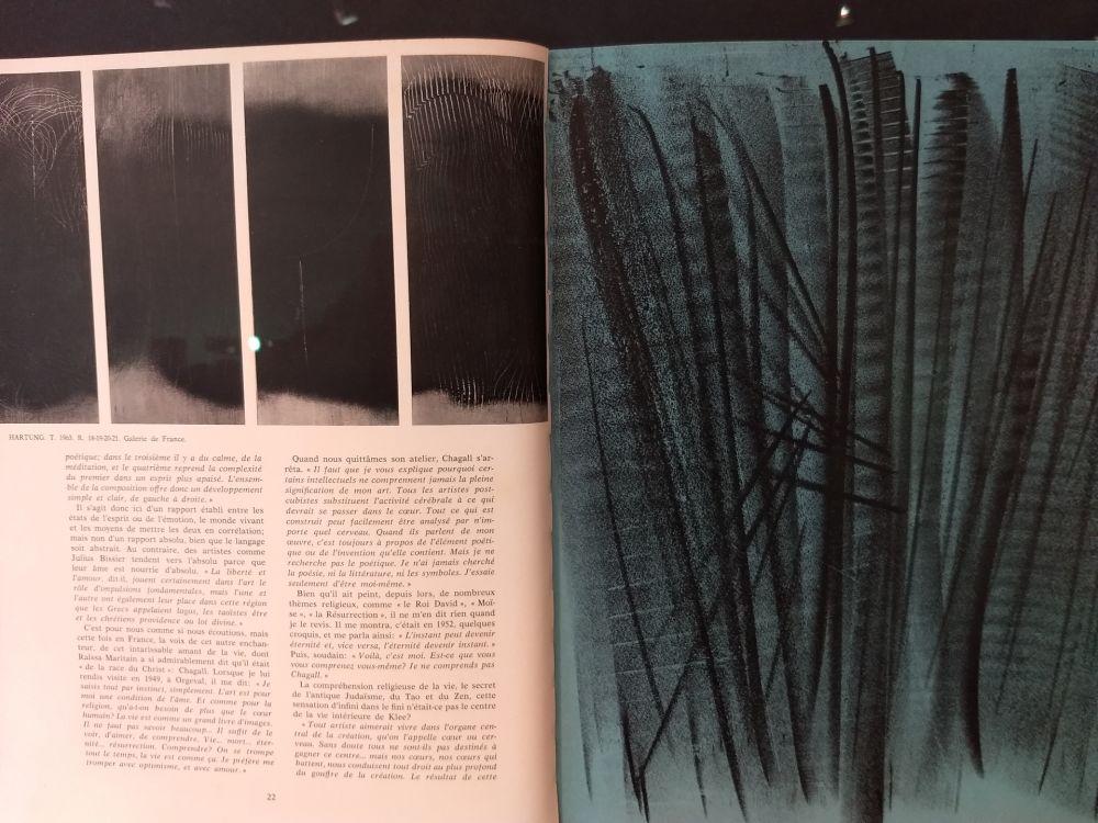 Livre Illustré Hartung - XXE No 24