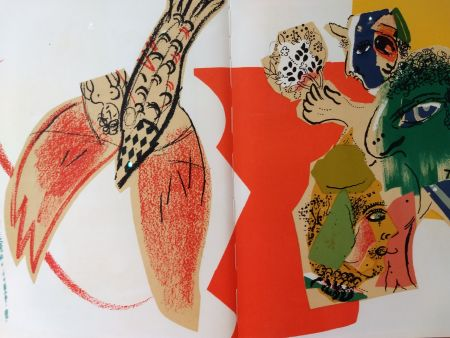 Livre Illustré Chagall - XXe No 26
