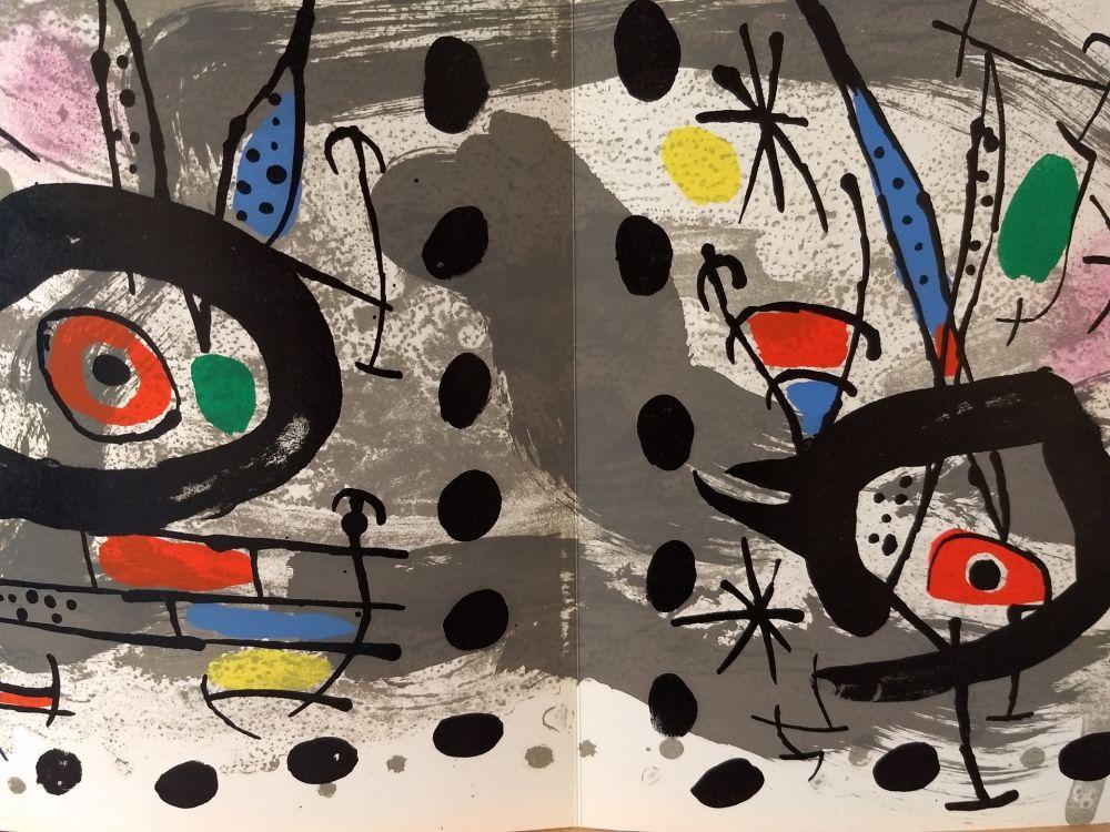 Livre Illustré Miró - Xxe No 28