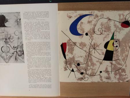 Livre Illustré Miró - Xxe No 8