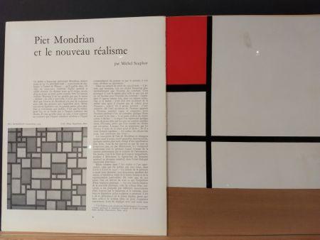 Livre Illustré Mondrian - Xxe No 9