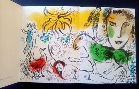 Livre Illustré Chagall - XXe Siècle chagall monumental