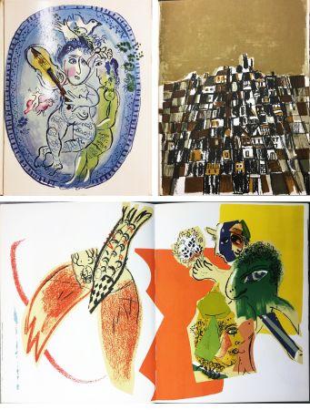 Livre Illustré Chagall - XXe SIECLE. Nouvelle série. XXVIIIe année. N° 26. Mai 1966 - QUATRE THÈMES…(Chagall, Viera Da Silva)