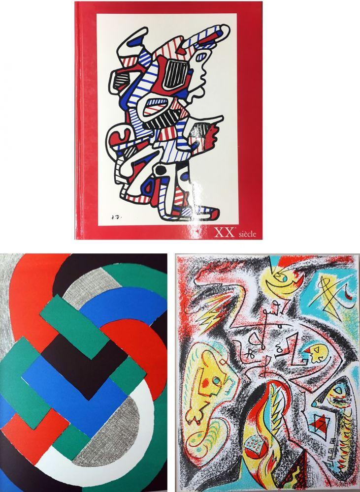 Livre Illustré Delaunay - XXe SIECLE. Nouvelle série. XXXIe année. N° 32. Juin 1969 (Sonia Delaunay, André Masson)