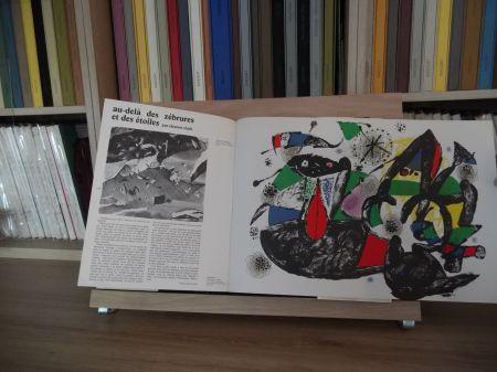 Livre Illustré Miró - Xxe Tanning