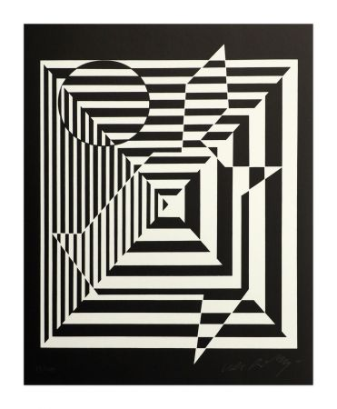 Multiple Vasarely - Yablapour II