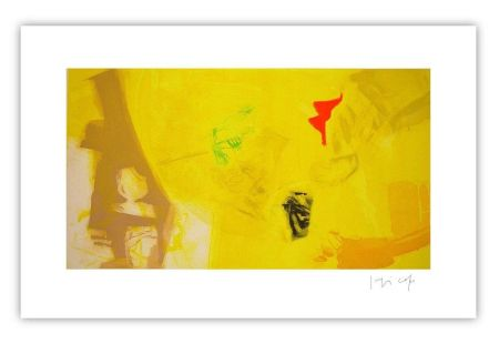 Gravure Capa - Yellow and colors