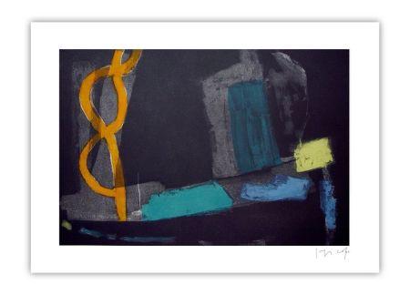 Gravure Capa - Yellow ower dark
