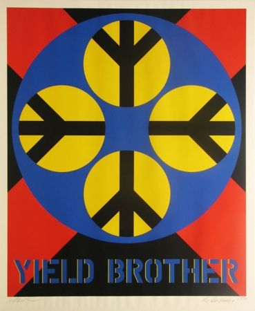 Sérigraphie Indiana - Yield Brother