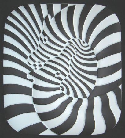 Céramique Vasarely - Zebra Ceramique
