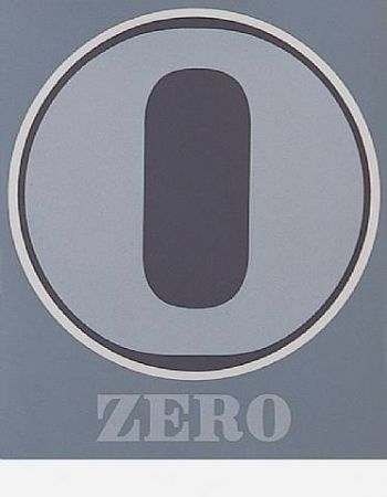 Sérigraphie Indiana - Zero