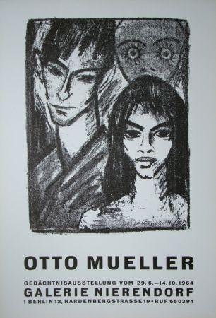 Affiche Mueller - Zigeunerpaar
