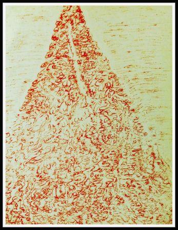 Lithographie Michaux - ZINCOGRAPHIE