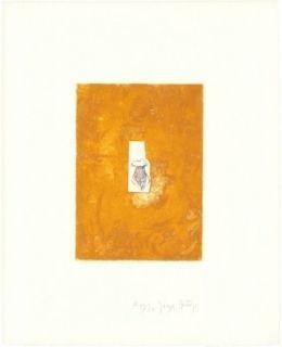 Aucune Technique Beuys - Zirkulationszeit: Honiggefäss